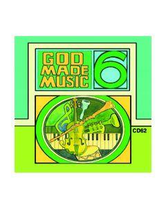 6th Grade - God Made Music (CD #2)