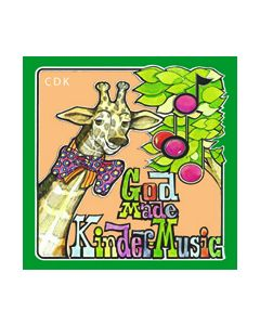 K5 - God Made Kindermusic (CD #1)