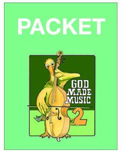 2nd Grade - God Made Music Bundle