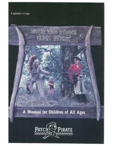 Patch Goes West - Choral Book - Digital Download