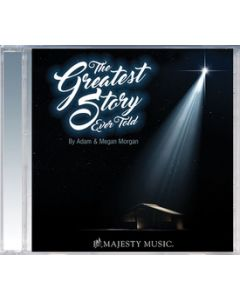 The Greatest Story Ever Told - CD (Music / Christmas Drama)