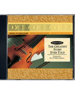 The Greatest Story Ever Told - Printable Orchestration CD-ROM