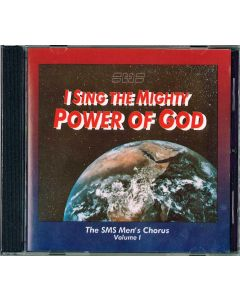 CD I Sing the Mighty Power of God (SMS)