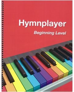 Hymnplayer - Beginning Level - Piano book