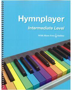 Hymnplayer - Intermediate Level - Piano book