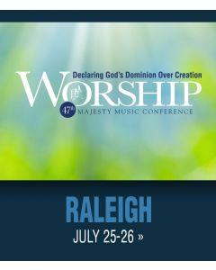 Music Conference North Carolina (July 25-26)