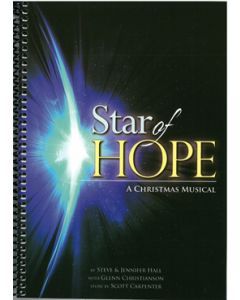 Star of Hope - Spiral Choral Book