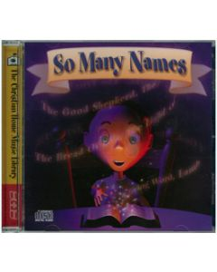 So Many Names - CD (Sacred Music Services)