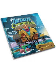 Ocean Commotion Storybook