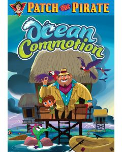 Ocean Commotion - Choral Book