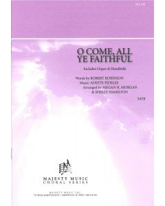 O COME, ALL YE FAITHFUL - Choral Octavo