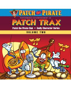 Performance/Accompaniment CD (Patch Trax) - Vol. 2 (songs for all three issues)