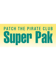 Vol. 1 Patch the Pirate Club - Super Pak