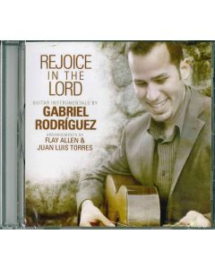 CD (GUITAR) REJOICE IN THE LORD