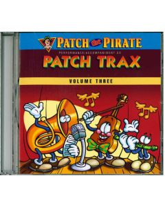 CD - Patch Club Trax Vol. 3