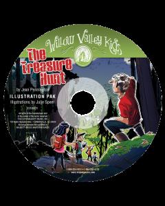 Willow Valley Kids - The Treasure Hunt - Illustration Pak