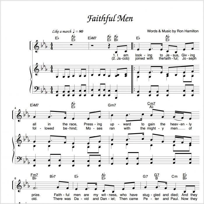 Faithful Men Solo