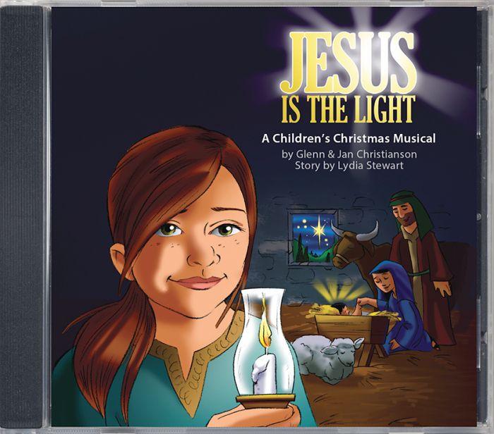 Jesus Is the Light - Listening CD (music / Christmas drama) (Bible Truth Music)