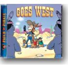 Patch the Pirate Goes West - CD