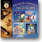 Patch the Pirate's Treasure Box - Vol. 3