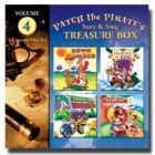 Patch the Pirate's Treasure Box - Vol. 4