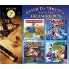 Patch the Pirate's Treasure Box - Vol. 7