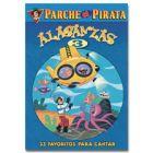 Parche el Pirata Alabanzas 3 - Choral Book