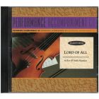 Lord of All/I Saw the Lord - Performance/Accompaniment CD