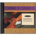 Wash Me Now - Accompaniment (CD)*