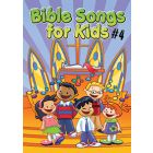 Bible Songs for Kids- #4 - choral book