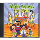 Bible Songs For Kids #4 - CD