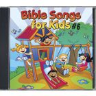 Bible Songs for Kids #6 - CD
