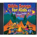 Bible Songs For Kids #7 - CD