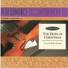 The Hope of Christmas - P/A CD (Performance Accompaniment CD)