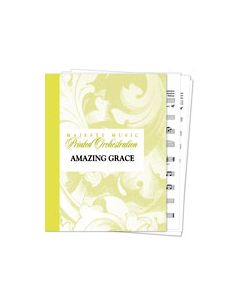 Amazing Grace - Printed Orchestration
