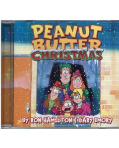 Peanut Butter Christmas - Director's CD (music / Christmas drama)