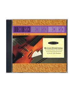 He Gave Everything - Director's CD
