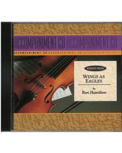 Wings as Eagles - Accompaniment CD