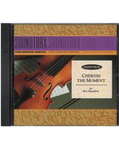 Cherish the Moment - Accompaniment CD