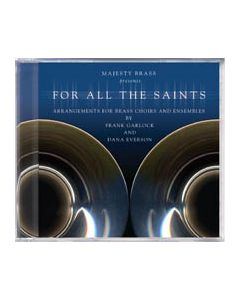 For All the Saints - CD