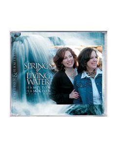 Springs of Living Water - CD