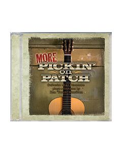 More Pickin' on Patch - CD