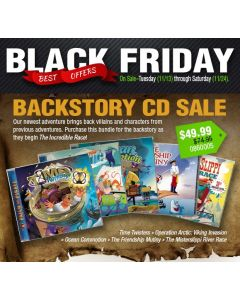 Backstory CD Bundle