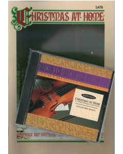 Christmas at Home - Director's Kit (Book/CD) (Offer available to choir directors only. Limit - one per customer.)