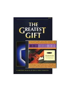 The Greatest Gift - Director's Kit (Book/CD) Offer available to choir directors only. Limit one per church. (Please include church name and address.)