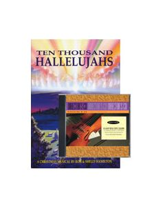 Ten Thousand Hallelujahs - Director's Kit (Book/CD)