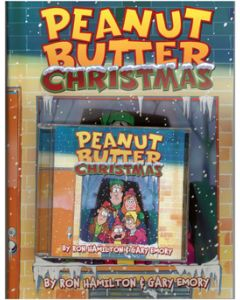 Peanut Butter Christmas - Book/CD Kit