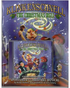 Klinkenschnell, The Christmas Bell - Director's CD/Book Kit