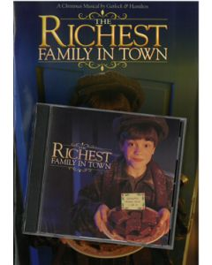 The Richest Family in Town - Director's Kit (Book/CD)