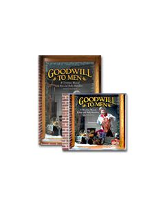 Goodwill to Men - Director's Kit (Book/CD) Offer available to choir directors only. Limit one per church. (Please include the church name and address.)